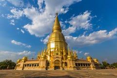Phamahatrad chabeta sriviangchai przy Li, Lamphun prowincja, Tajlandia Obrazy Royalty Free