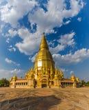 Phamahatrad chabeta sriviangchai przy Li, Lamphun prowincja, Tajlandia Fotografia Stock