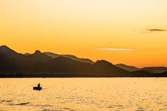 Phan belde het strand van Ninh Chu, Vietnam royalty-vrije stock foto