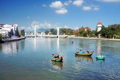 Phan Thiet, Вьетнам Стоковые Фото
