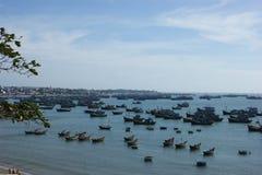 Phan Thiet Wietnam Mui Ne Obrazy Stock