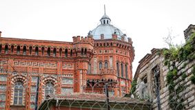 Phanar Greek Orthodox College in Istanbul, Turkey Royalty Free Stock Image