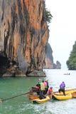 Phang Nga Стоковые Фото