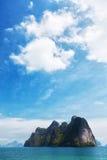 Phang Nga archipelago near Phuket, Thailand Royalty Free Stock Images