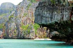 Phang Nga archipelago near Phuket, Thailand Royalty Free Stock Photos