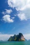 Phang Nga archipelago near Phuket, Thailand Stock Images
