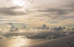 Phang Nga archipelago Stock Image