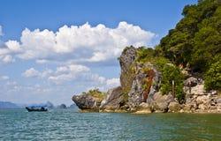 Phang Nga Bay Royalty Free Stock Images