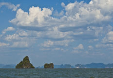 Phang Nga Bay Stock Image
