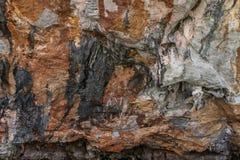 Phang Nga Bay Cliffs. Thailand Tourism Stock Images