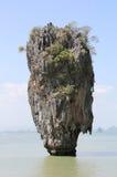 Phang Nga Bay, James Bond Island Stock Photos