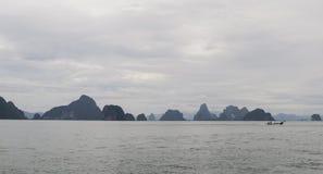 Phang Nga Bay Royalty Free Stock Photos