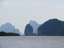Phang-Nga Bay Stock Image
