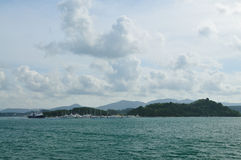Phang Nga Bay, Phuket, Thailand Royalty Free Stock Photo