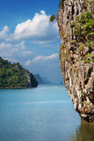 Phang Nga Bay, Thailand Royalty Free Stock Photos