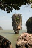 Phang Nga - James Bond Island (Koh Tapu) Stock Image