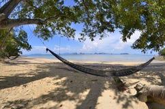 Phang Nga zatoka od Koh Yao Noi, Yao Noi wyspa Obraz Stock