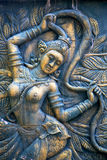 Phangan γη Θεών τομών της Μπανγκόκ Ταϊλάνδη Kho σε πράσινο Στοκ Εικόνες