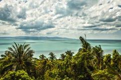 Phangan island. Thailand. Stock Images