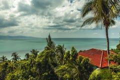 Phangan island. Thailand. Royalty Free Stock Images