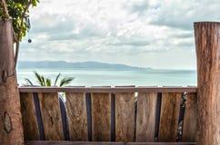 Phangan island. Thailand. Royalty Free Stock Photo