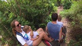Phangan, Tailandia r video d archivio