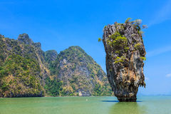 Phangnga Bay, Thailand Stock Images