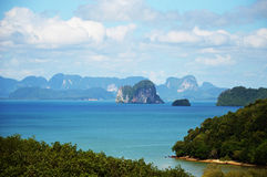Phangnga Stock Photography