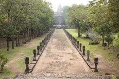 Phanom Roonk ancient in Thailand Royalty Free Stock Photo