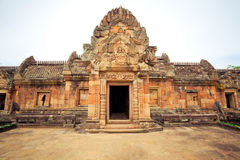 Phanom Rung Castle Royalty Free Stock Image