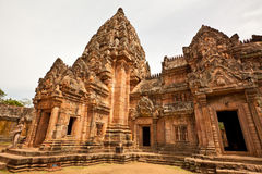 Phanom Rung historical Royalty Free Stock Photography