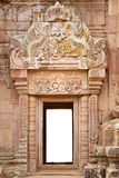 Phanom Rung historical Royalty Free Stock Photos