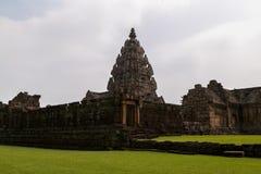 Phanom Rung historical park Royalty Free Stock Image