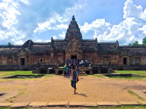Phanom Rung Historical Park royalty free stock image