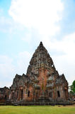 Phanom Rung Historical Park. Buildings Royalty Free Stock Photo