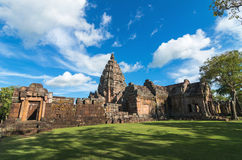 Phanom Rung historical park at Buriram Province,Thailand, Public Royalty Free Stock Photography