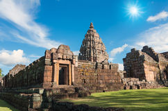 Phanom Rung historical park at Buriram Province,Thailand, Public Stock Photography
