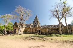 Phanom Rung Historical Park . Stock Photography