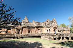 Phanom Rung Historical Park. Royalty Free Stock Photography