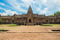 Phanom Rung Historical Park in Buriram, Thailand. Royalty Free Stock Image