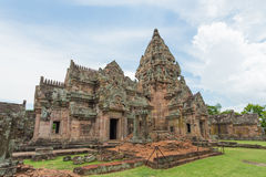 Phanom Rung Historical Park in Buriram, Thailand Royalty Free Stock Photo