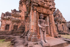 Phanom Rung historical park Royalty Free Stock Photos