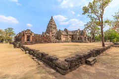 Phanom Rung Historical Park Stock Photography