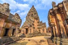 Phanom Rung Historical Park Stock Image
