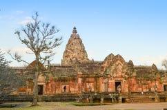Phanom Rung Historical Park Royalty Free Stock Photography