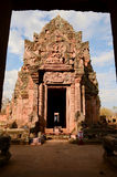 Phanom Rung Historical Park Royalty Free Stock Images
