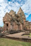 Phanom rung historical park Royalty Free Stock Photo