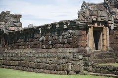 Phanom Rung Historical Park Thailand. Stock Photo