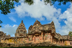 Phanom Rung Stock Image