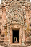 Phanom Rung stone ruins, northeast of Thailand. Stock Photography